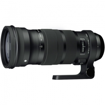 Sigma 120-300mm f2.8 DG OS HSM Lens for Nikon (Compatible with Sigma USB Dock)