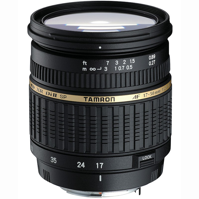 Tamron 17-50MM F2.8 SP XR Di II LD Aspherical [IF] A16E (Canon) (KLDSLR 1 Year warranty)