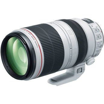 Canon EF 100-400mm f4.5-5.6L IS II USM Lens (Canon Malaysia)