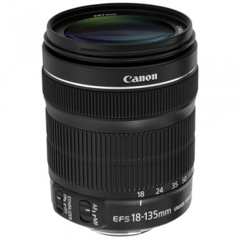 Canon EF-S 18-135mm f3.5-5.6 IS STM Lens