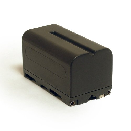 VILOSO SONY NP-F750/F770 Battery for Sony Camcorder / LED LIGHT (4400mAH)