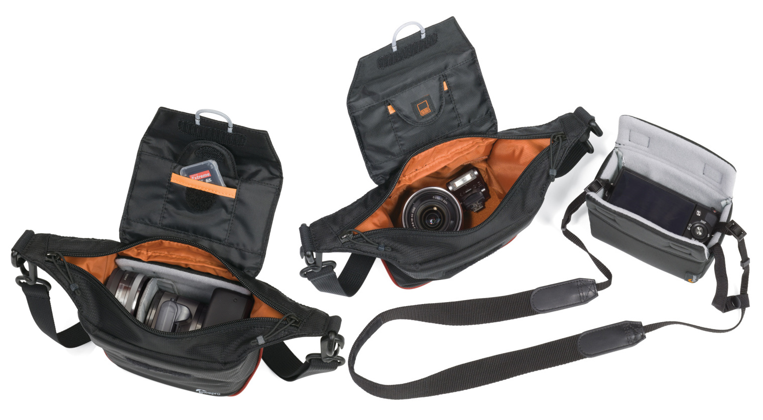 Lowepro Compact Courier 80 Shoulder Bag For Camera 79