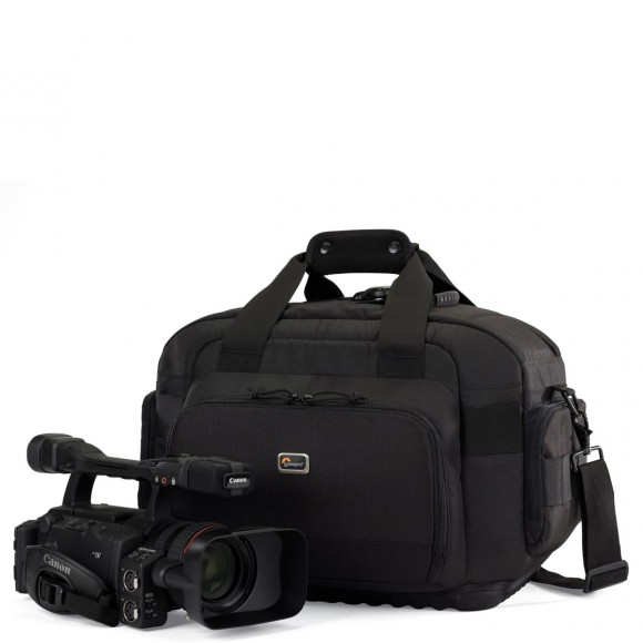 Lowepro Magnum DV 4000 AW An essential toolbox for the videographer who needs to work right out of the bag