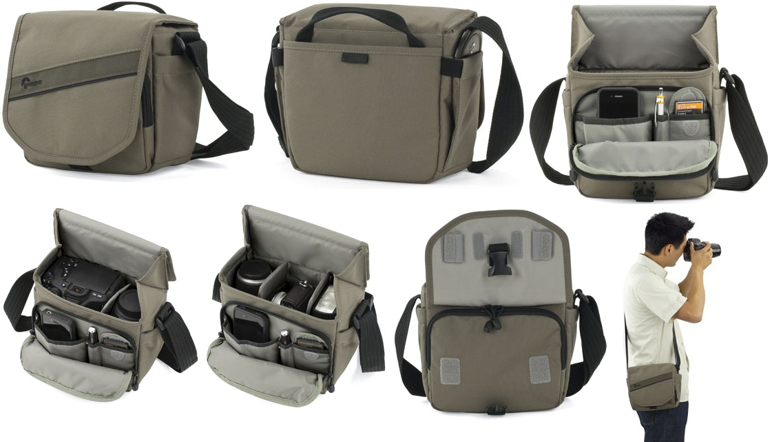 Lowepro Event Messenger 150 Shoulder Bag Review 112