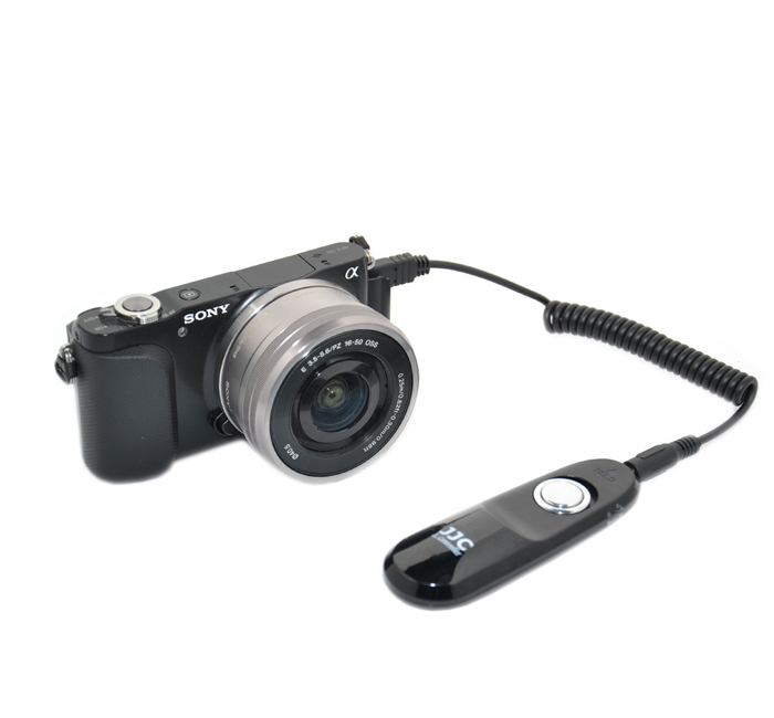 JJC S-S2 Camera Remote Shutter Cord (for SONY A7 Series
