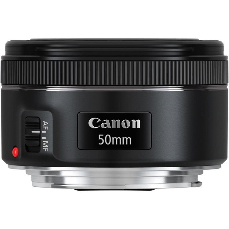 Canon EF 50mm f1.8 STM Lens (Canon Malaysia)