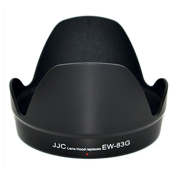 JJC LH-83G(W) Lens Hood replaces CANON EW-83G for EF 28-300mm f3.5-5.6 L IS USM