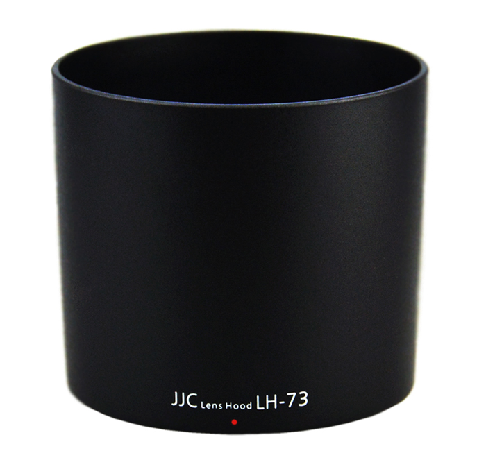 JJC LH-73 Lens Hood replaces CANON ET-73 for EF 100mm f2.8L Macro IS USM