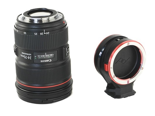 Peak Design Capture Lens (Canon) CLC-C-1