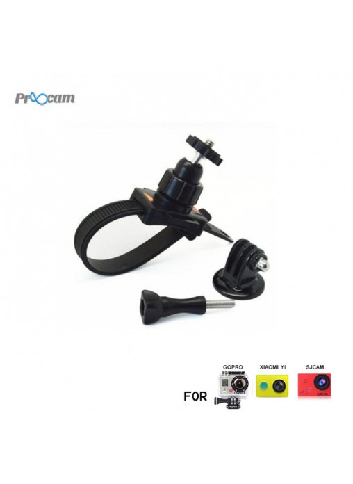 Proocam F015 : Zip Strap Mout with Tripod Adapter Screw Ballhead
