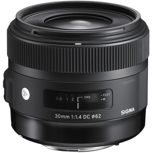 Sigma 30mm f/1.4 DC HSM Art Lens for Canon (Sigma Malaysia)