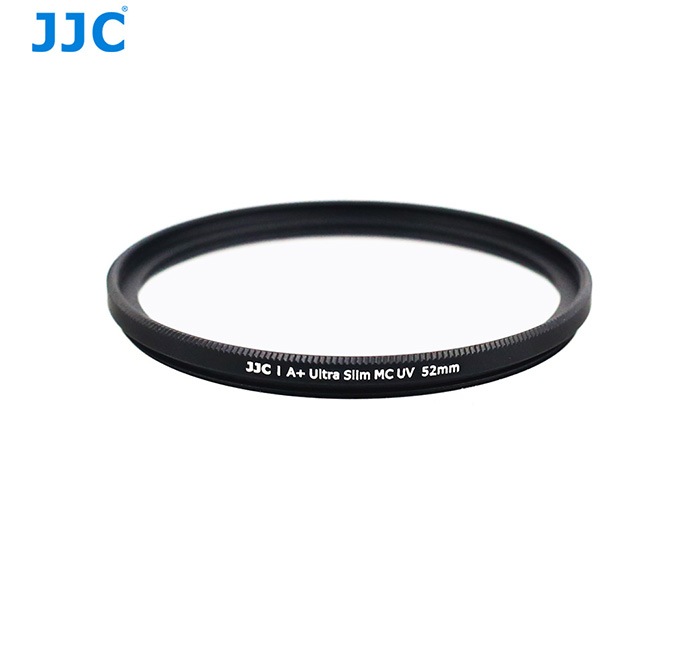 JJC A+ F-MCUV52 Ultra Slim Multi-Coated UV Filter 52mm