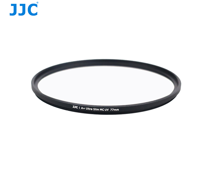 JJC A+ F-MCUV77 Ultra Slim Multi-Coated UV Filter 77mm
