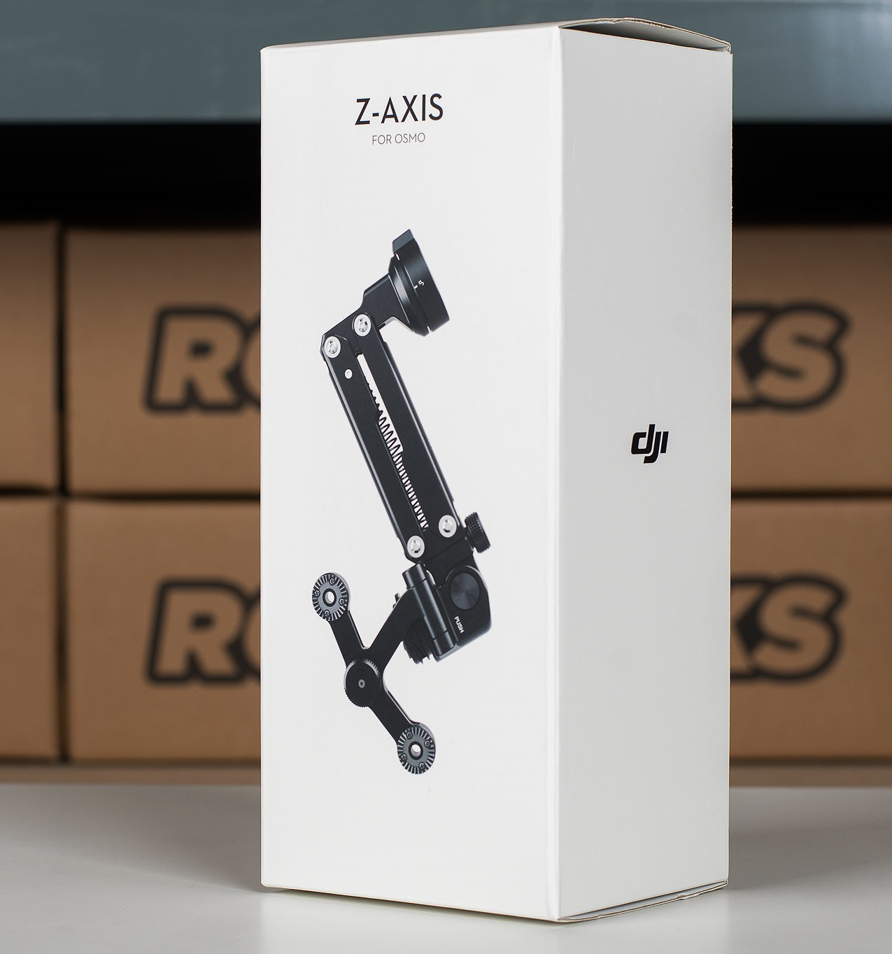 DJI Osmo Z-Axis for Zenmuse X3 Gimbal and Camera (Official DJI Malaysia Warranty)