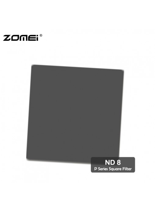 ZOMEI ND8 Neutral Density Gray Square Filter for P-series