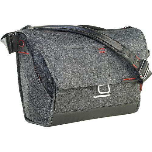 "(Ready Stock) Peak Design Everyday Messenger (15"" Charcoal) BS-BL-1"