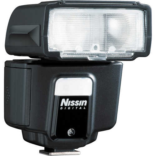 Nissin i40 Compact Flash for MFT Cameras (DSC World Warranty)