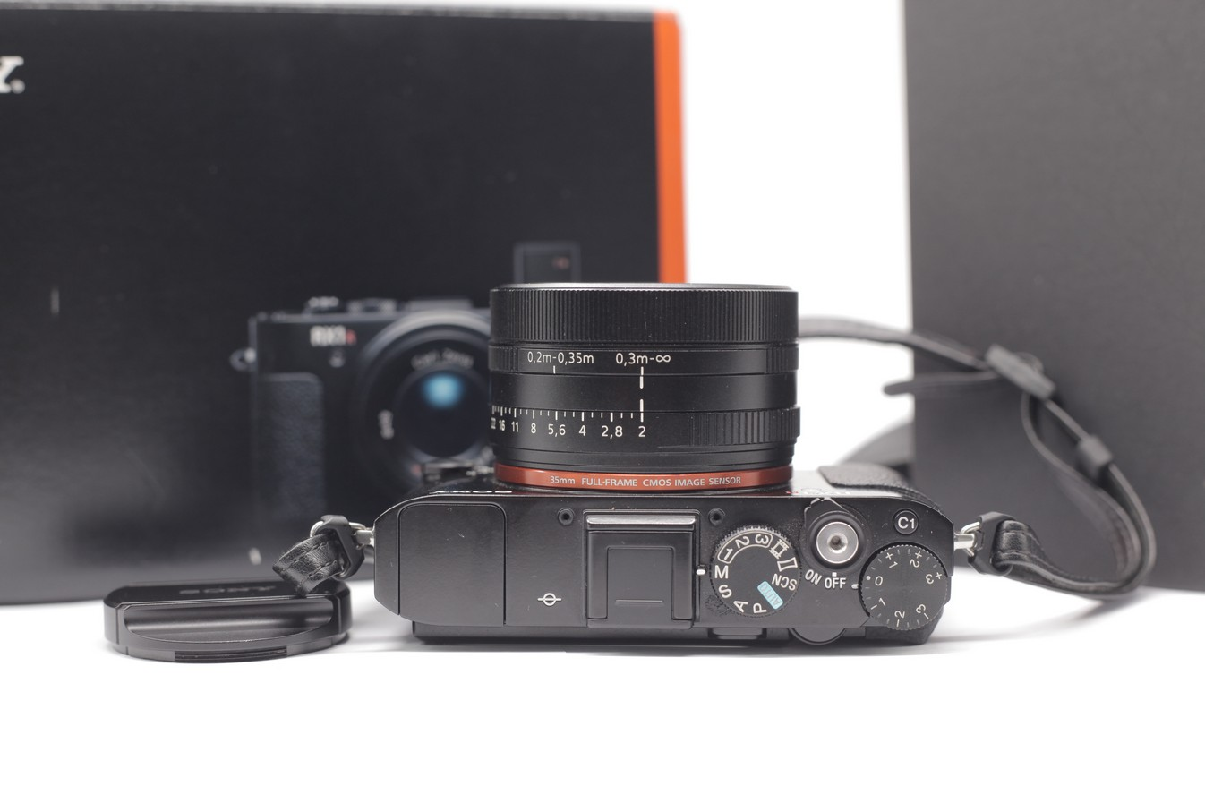 Magnificent Sony Cyber Shot Dsc Rx1 Full Frame Compact Digital ...