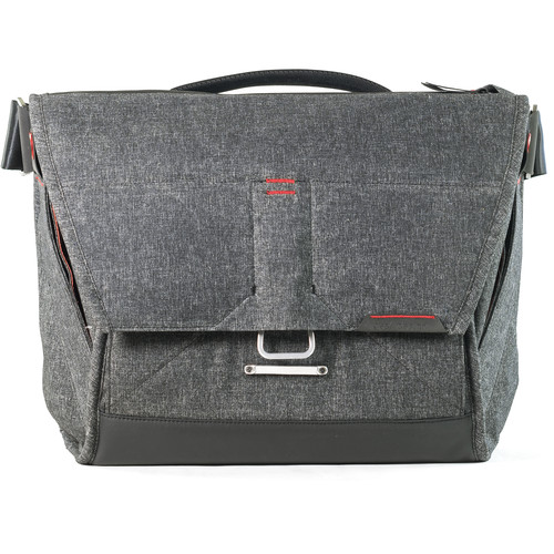 "(Ready Stock) Peak Design Everyday Messenger (13"" Charcoal) BS-13-BL-1"