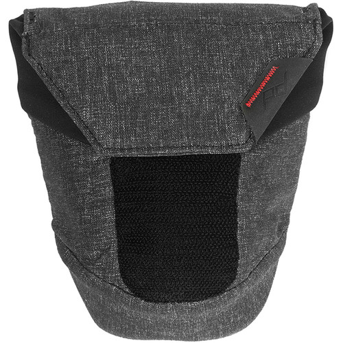 (Ready Stock) Peak Design Range Pouch (Small, Charcoal) BRP-S-BL-1