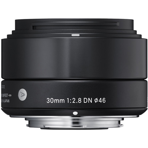 Sigma 30mm f2.8 DN Lens for Sony E-mount (Black) (Sigma Malaysia)