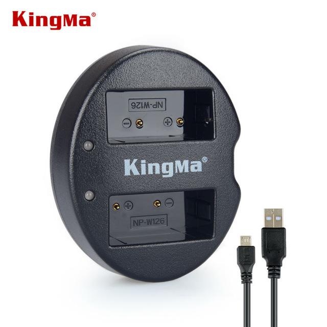 KingMa Dual Charger w126 (Charger Only)