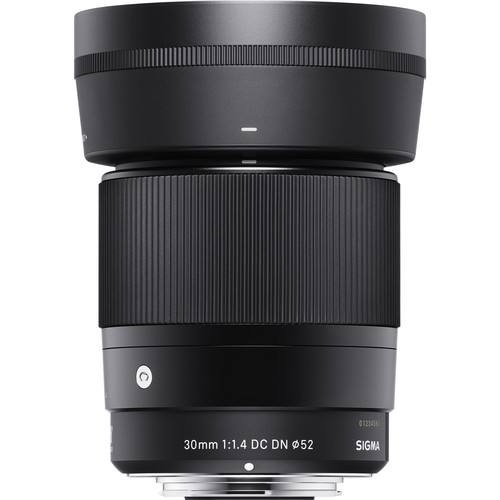 Sigma 30mm f1.4 DC Lens for Sony E Mount System (New 3 Months warranty)