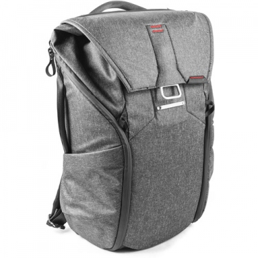 (Ready Stock) Peak Design Everyday Backpack (30L Charcoal) BB-30-BL-1