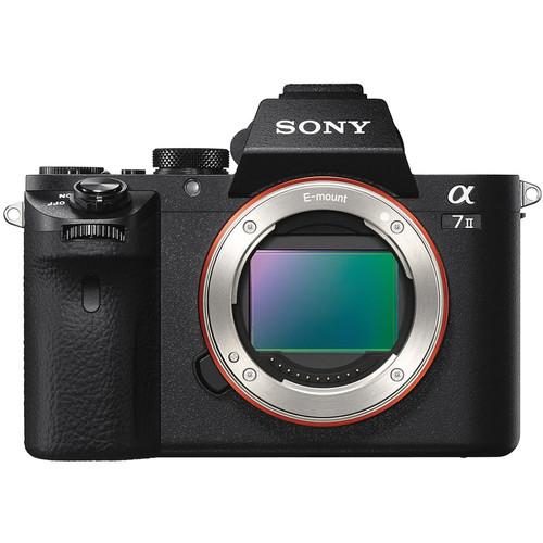 7d98c38e330 Sony Alpha a7 II Mirrorless Digital Camera (Body Only) (FREE Sony ...