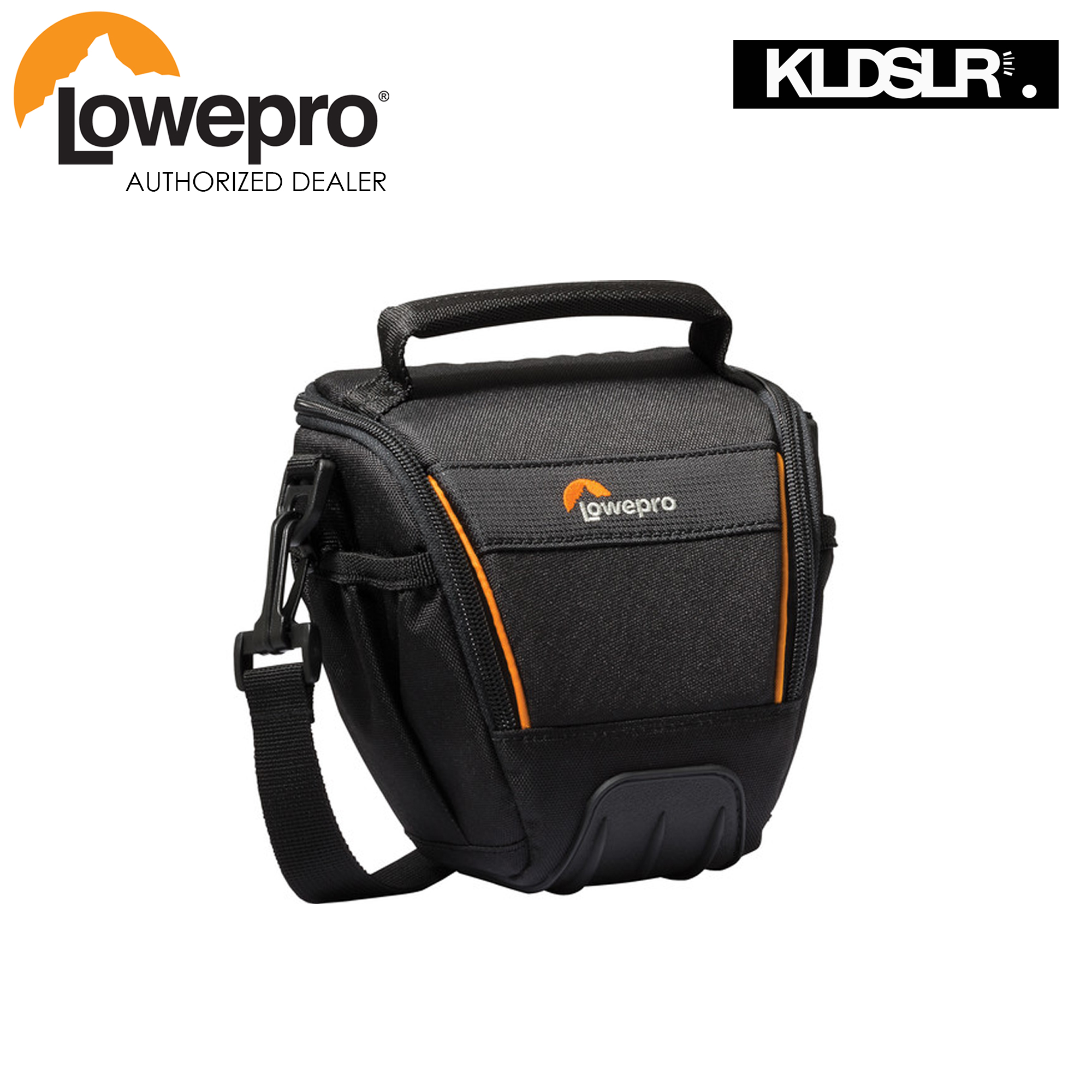 Lowepro Adventura TLZ 20 II Top Loading Shoulder Bag (Black)