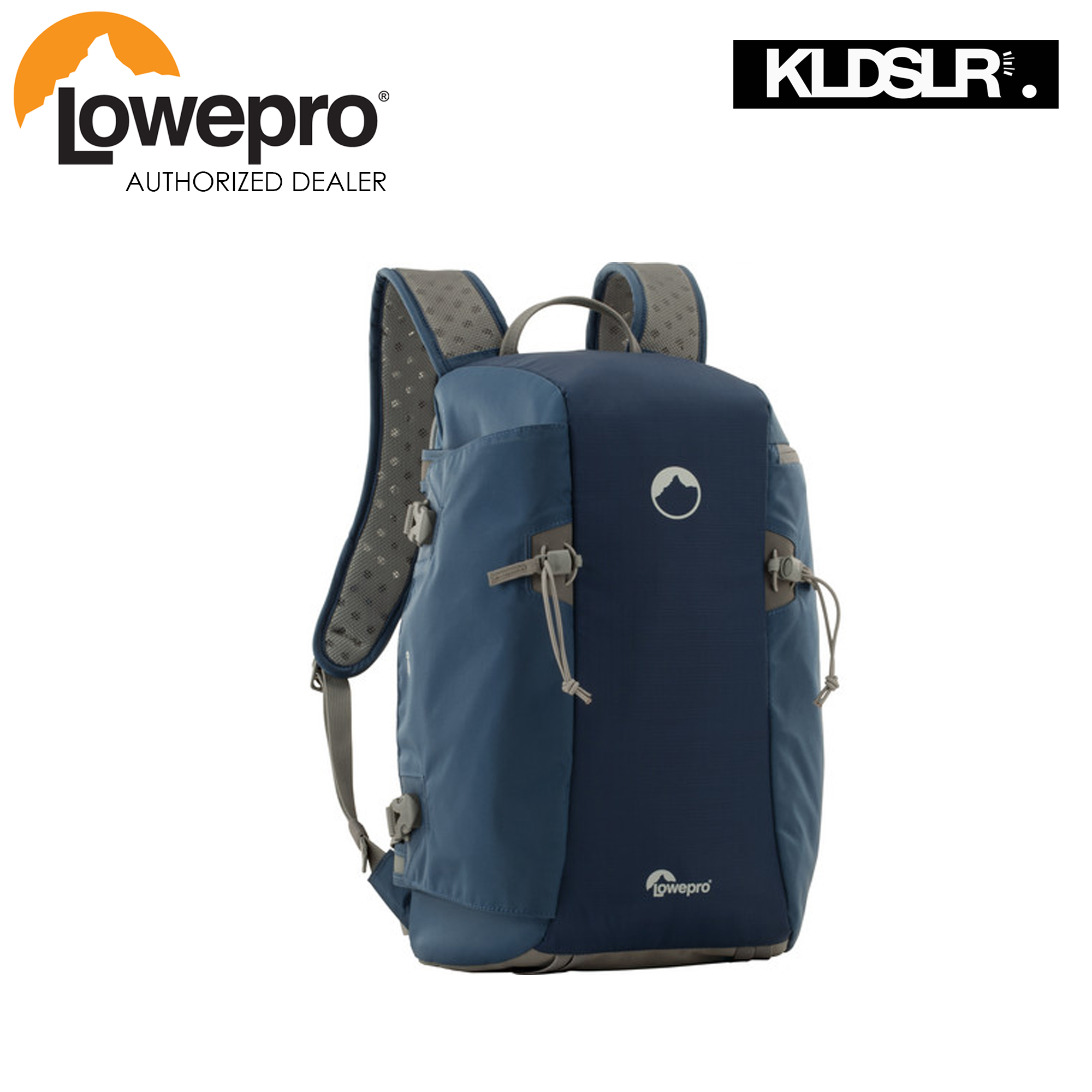 Lowepro Flipside Sport 15L AW Daypack (Blue/Light Gray)