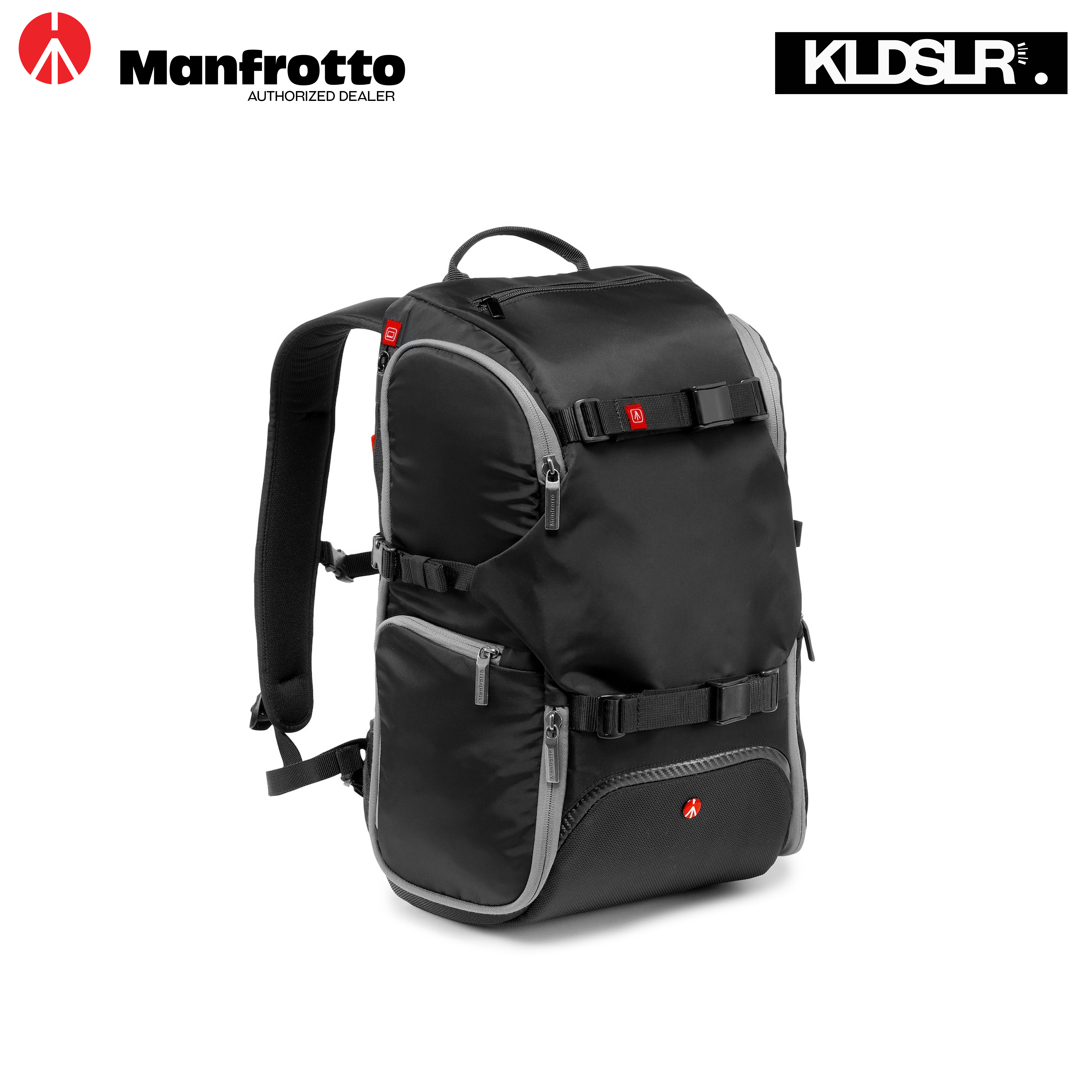 Manfrotto Advanced camera and laptop backpack Travel for DSLR MB MA-BP-TRV