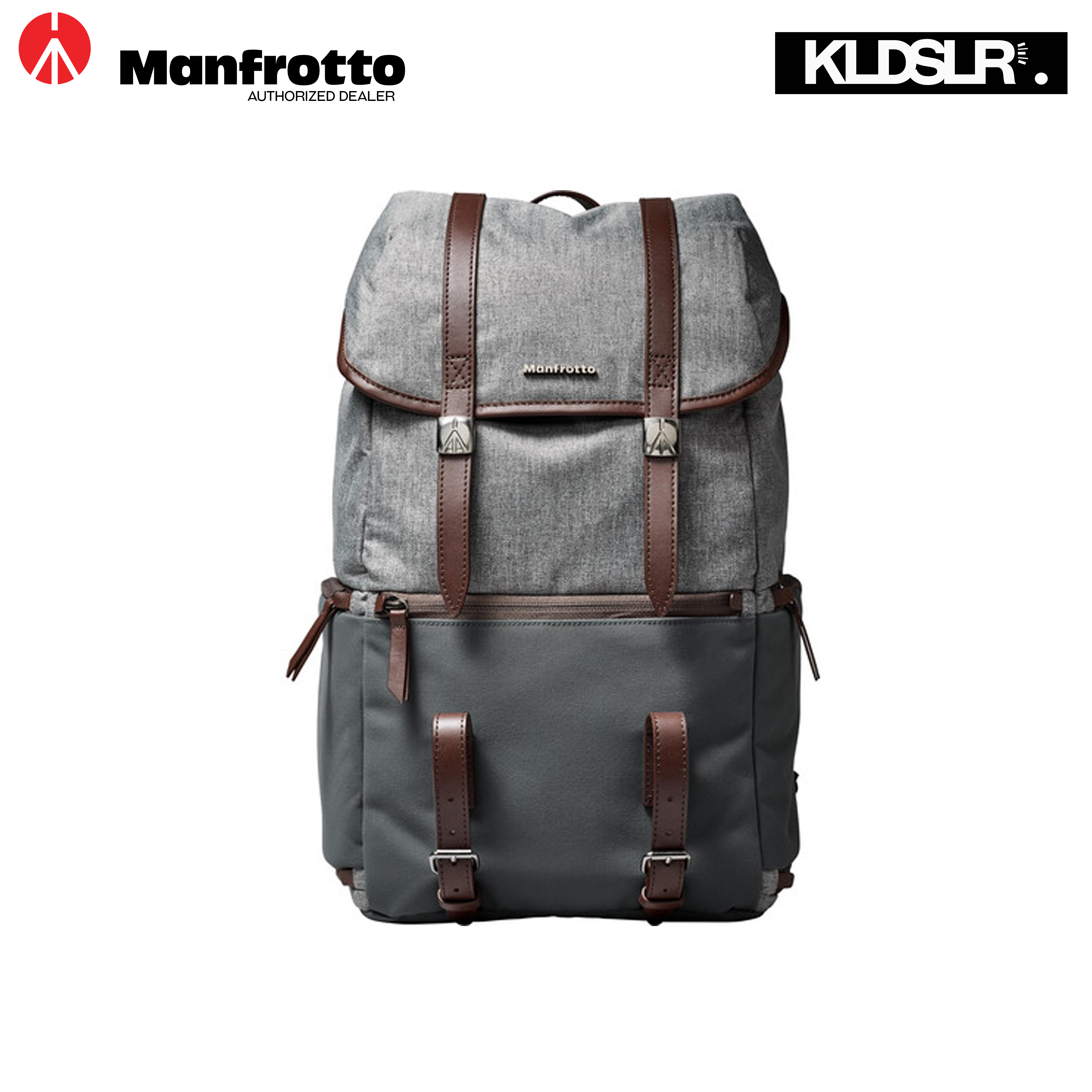 Manfrotto Windsor camera and laptop backpack for DSLR  MB LF-WN-BP