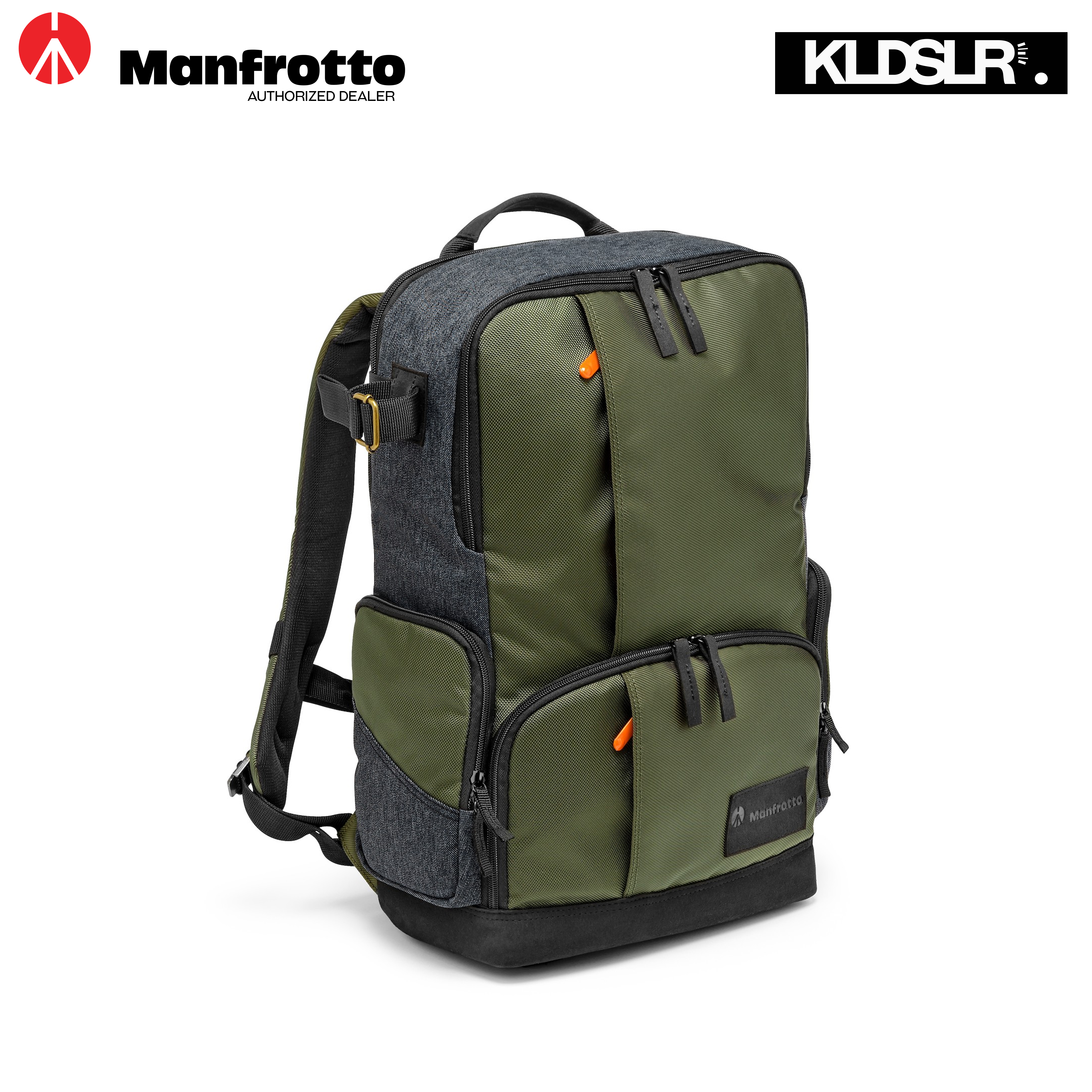 MARCH) Manfrotto Street camera backpack for DSLR MB MS-BP-IGR 850a361d7b542