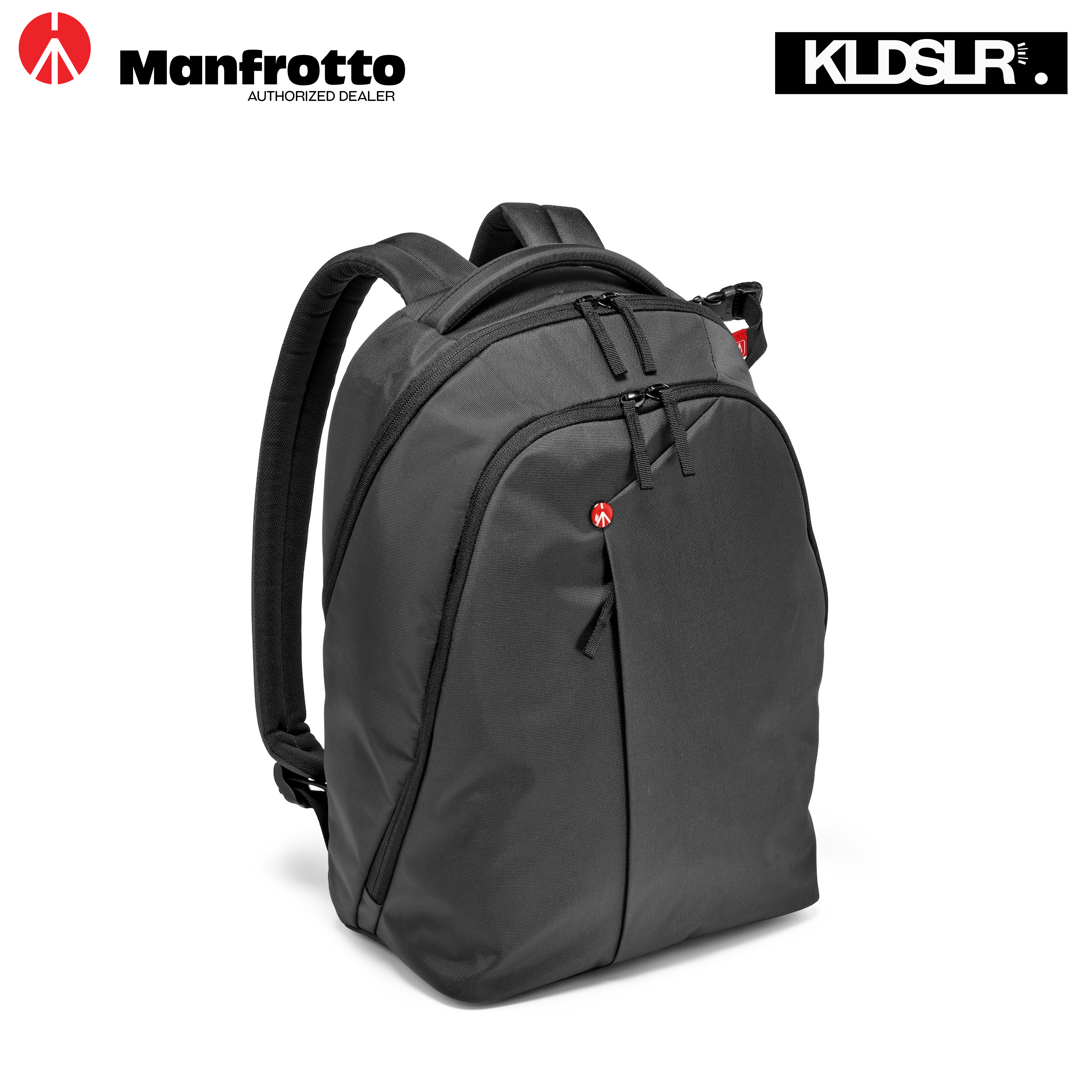 Manfrotto NX camera and laptop backpack V GREY for DSLR/CSC MB NX-BP-VGY