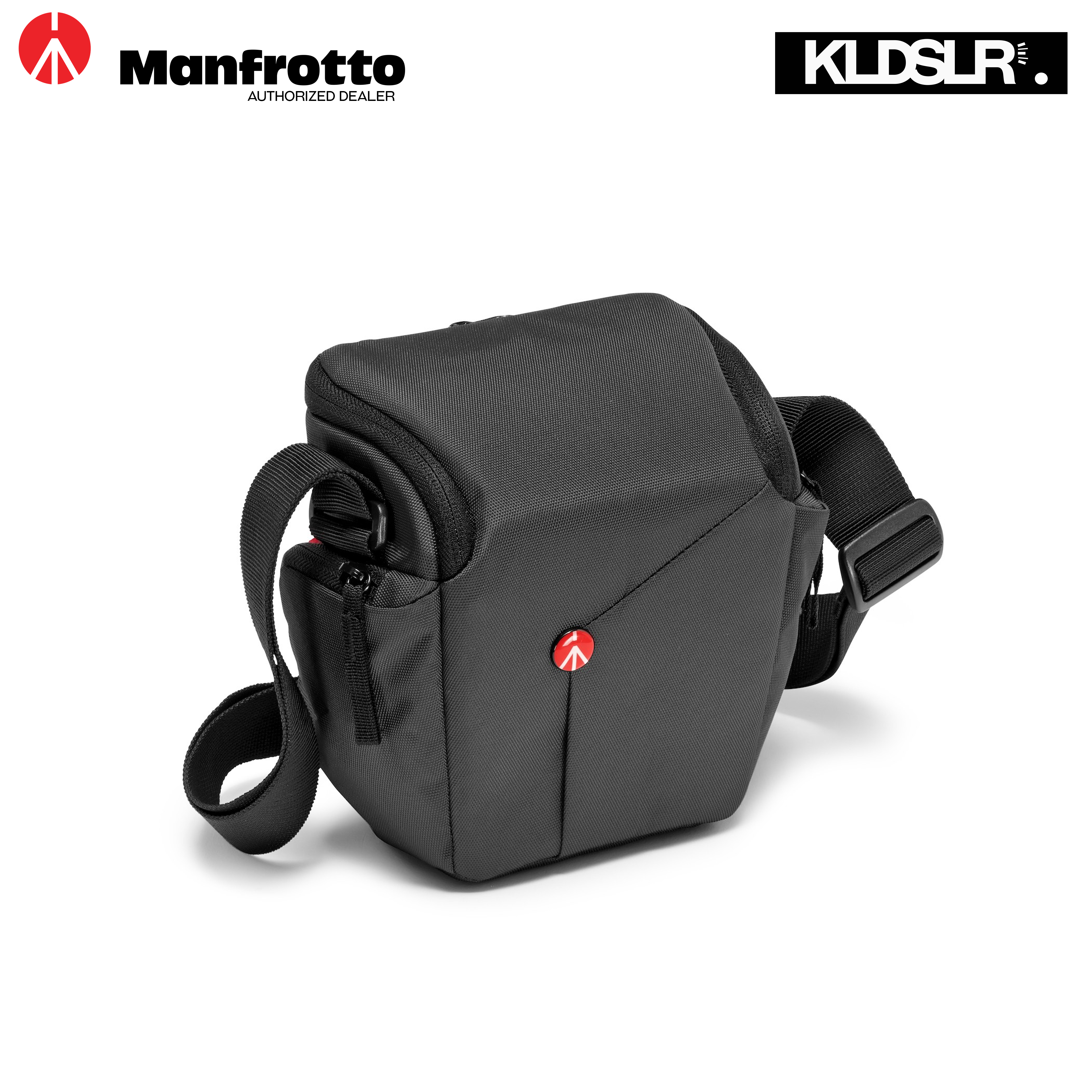 Mycybersale Manfrotto Nx Camera Holster I Grey For Csc Mb H Igy Lowepro Adventura Sh 120 Ii Black