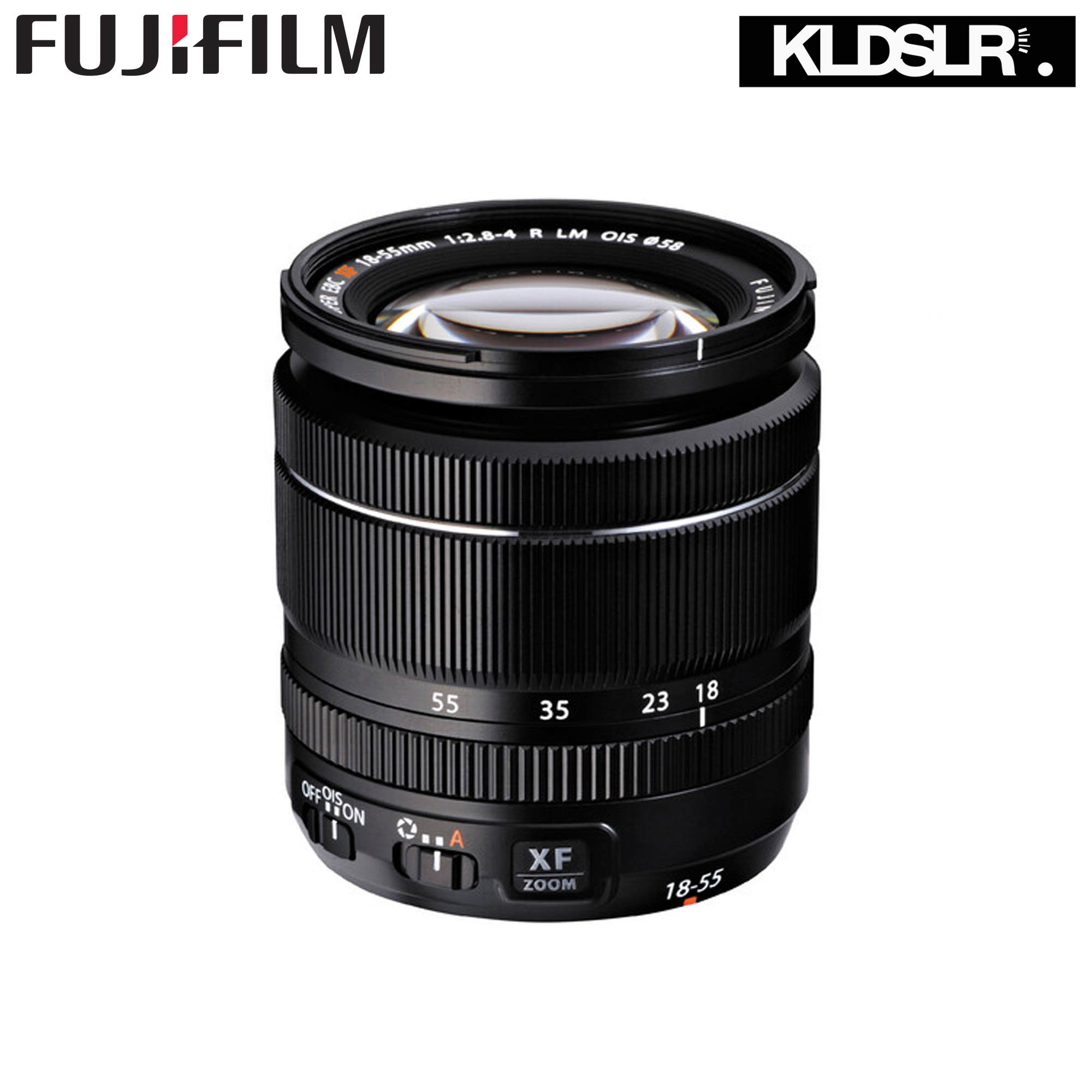 Fujifilm XF 18-55mm f/2.8-4 R LM OIS Zoom Lens (White box from X-T20 Kit) (Fujifilm Malaysia)
