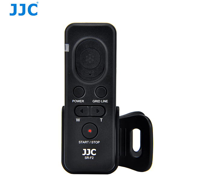 JJC SR-F2 Remote Commander for Sony Cameras and Camcorders Replaces Sony RM-VPR1 for Sony A6500 / A6400 / A6300 / A6000 / A7 series / RX100 series / AZ1VR