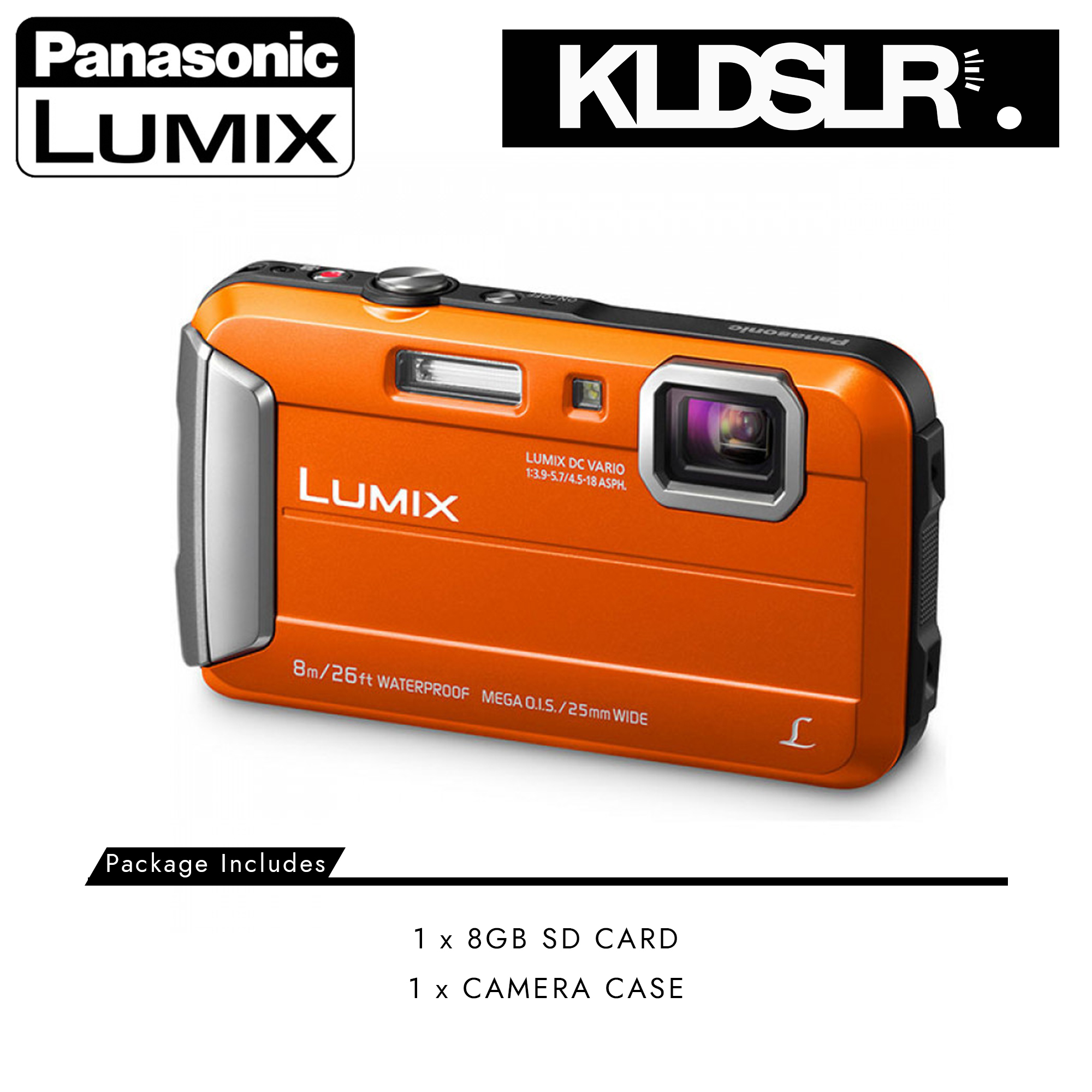 Panasonic Lumix DMC-FT30 | FT30A-PKG