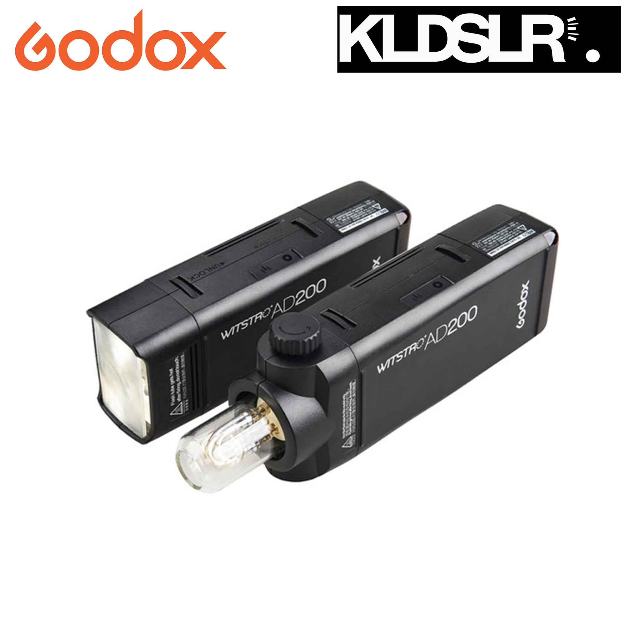 Save RM20! Godox AD200 TTL Pocket Flash