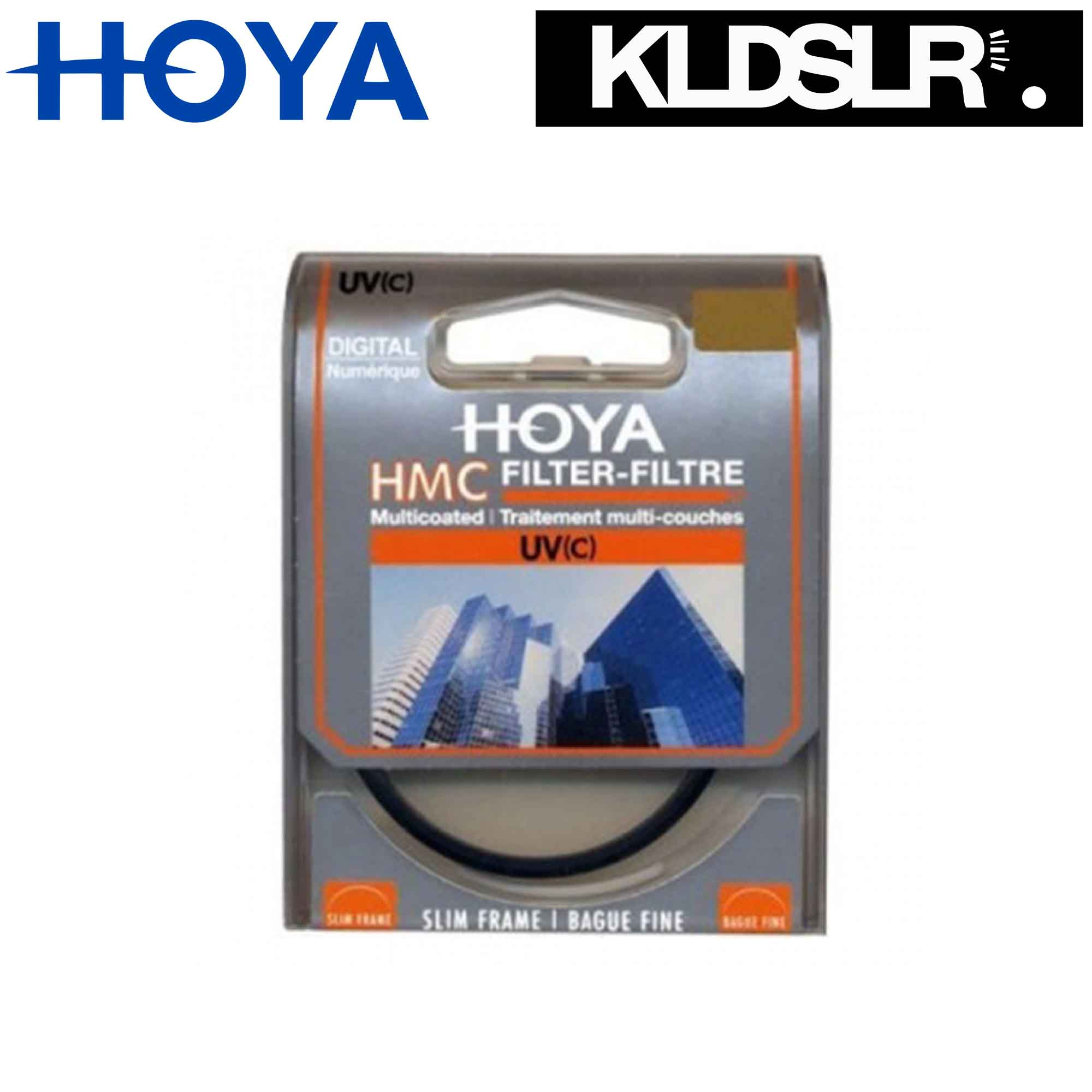 Hoya 77mm Digital Multicoated HMC UV(C) Filter Local Original Seal Unit