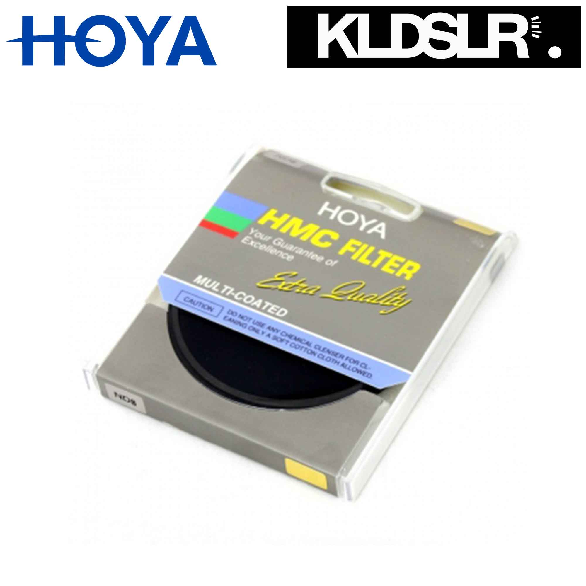 Hoya HMC Digital NDX4 Filter Local Original Seal Unit (82mm)