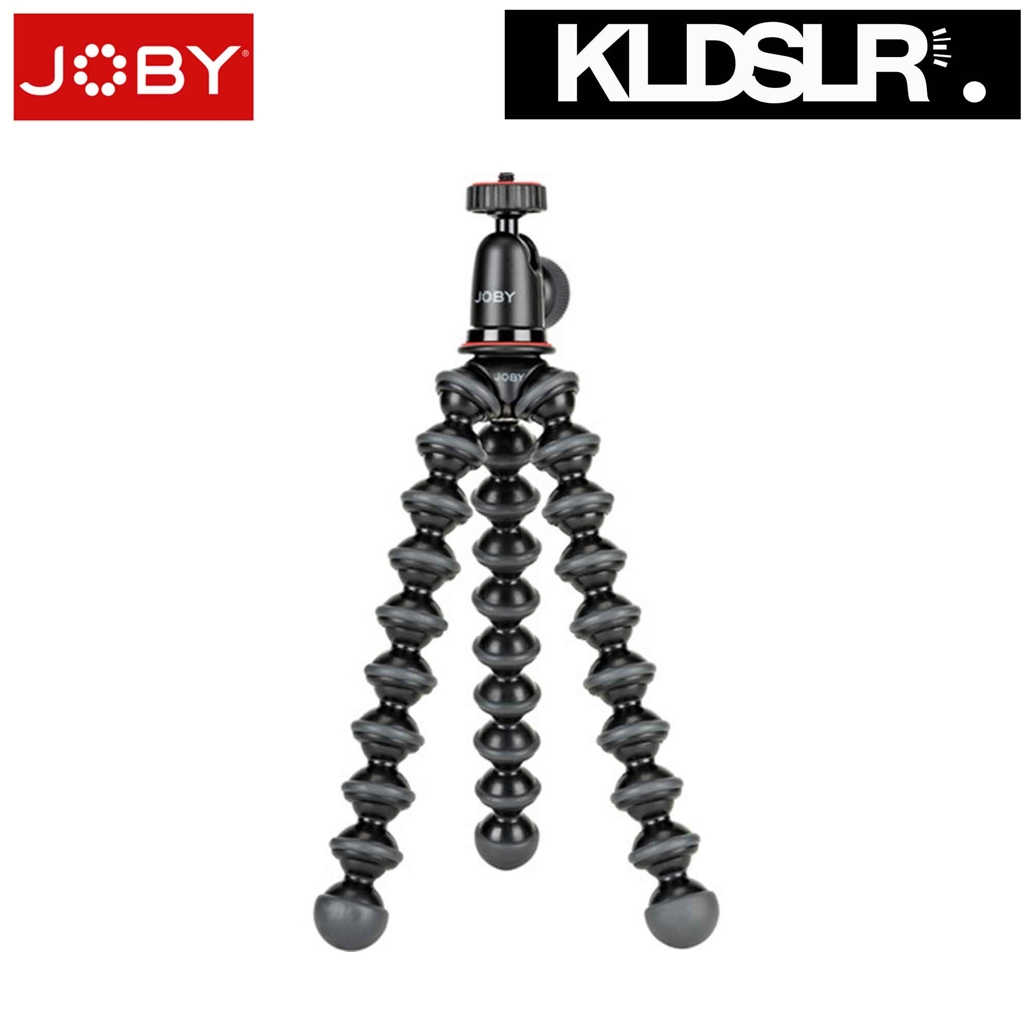 (MERDEKA)  Joby GorillaPod 1K Flexible Mini-Tripod with Ball Head