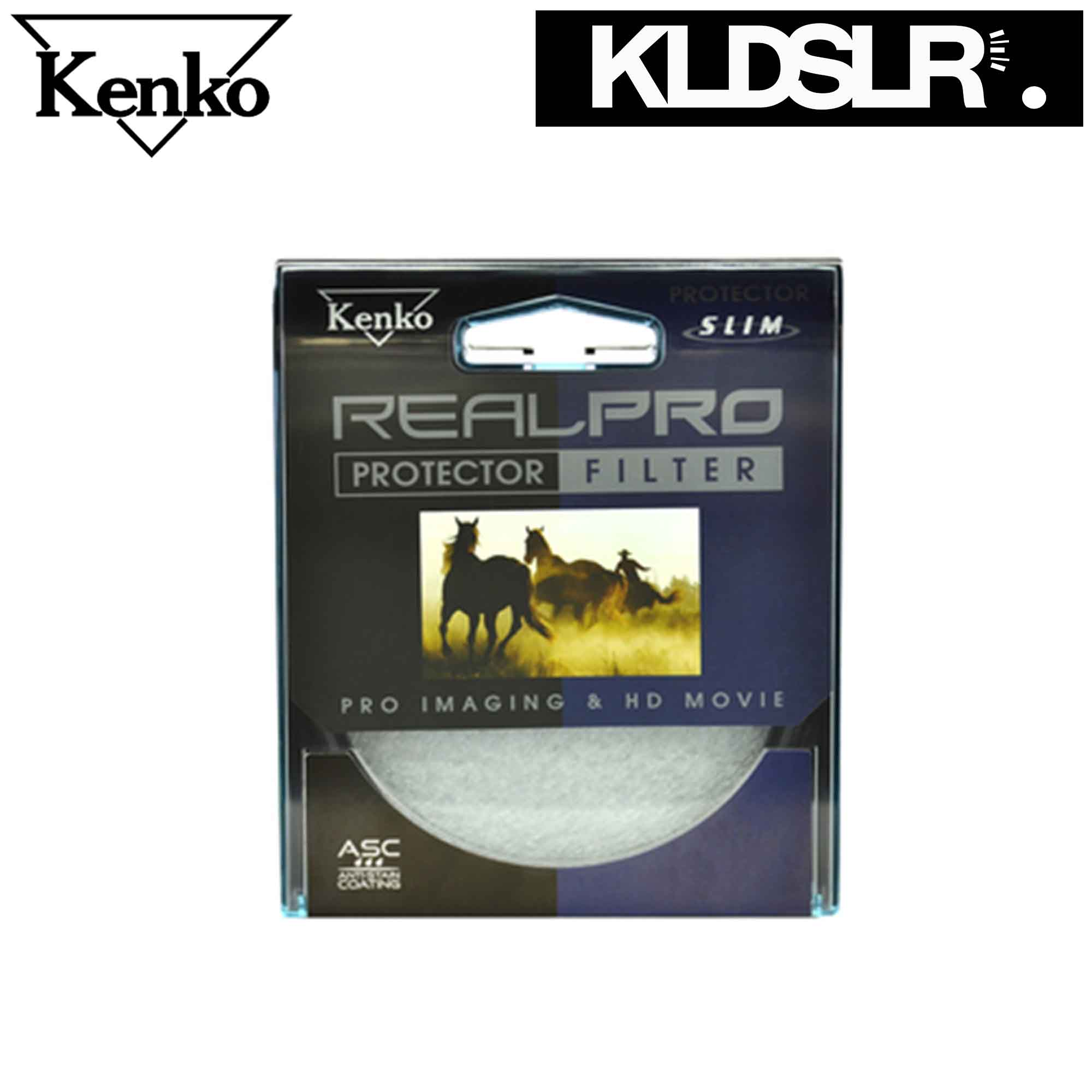 Kenko Real Pro MC Anti Stain Coating 49mm Filter (Made in Japan) (Genuine Kenko)