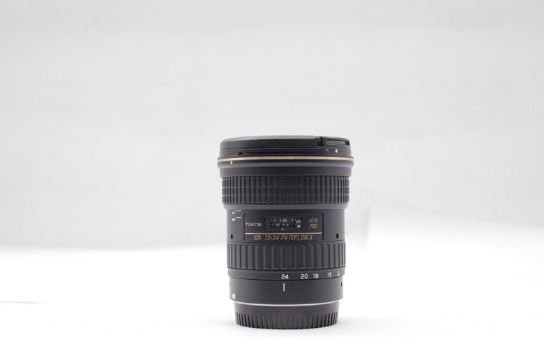 Used - Tokina 12-24MM F4 DX II (Canon)