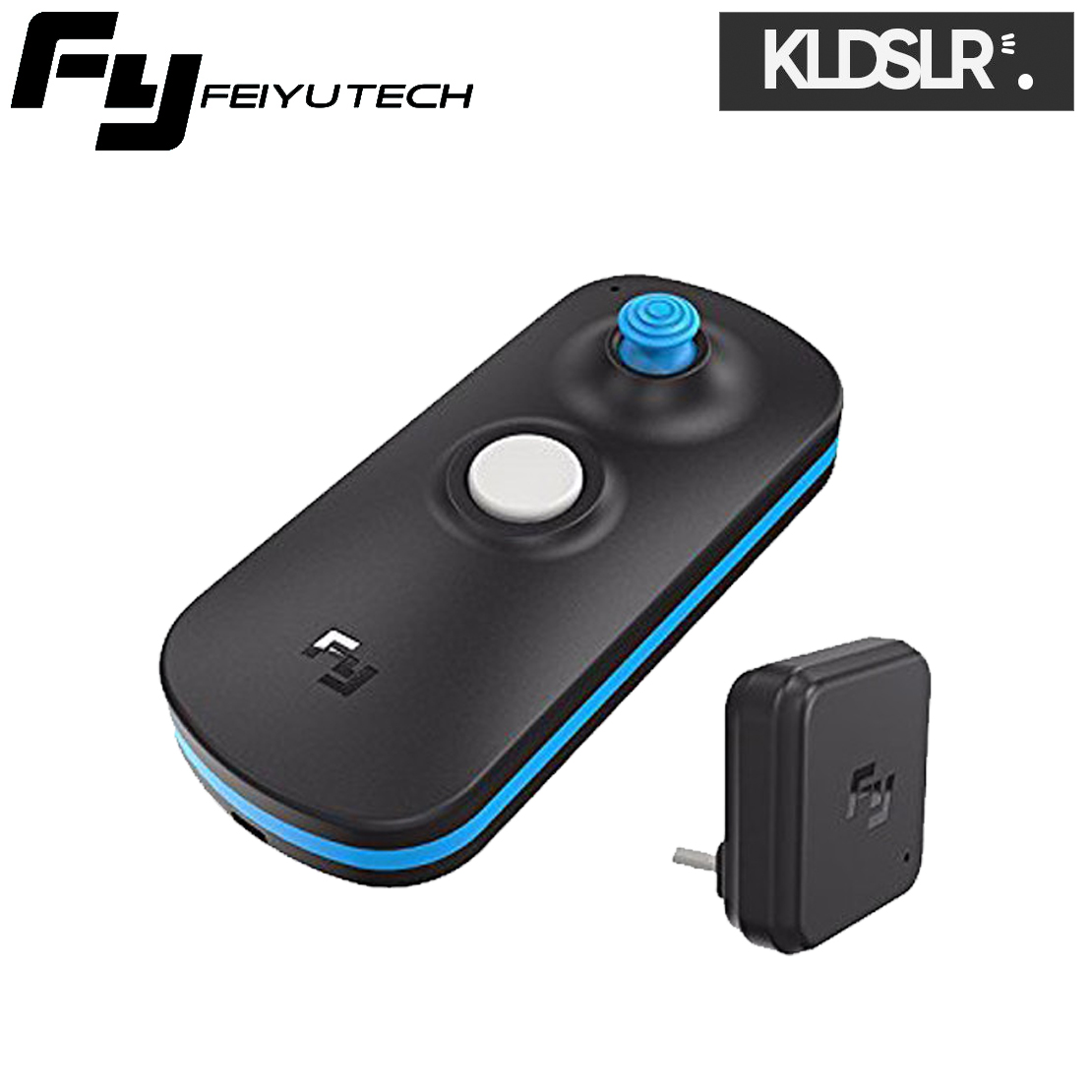 Feiyu 24g Wireless Remote Control With Mini Receiver For Mg Spg 3 Axis Handheld Steady Gimbal Smartphones Extra Battrey G4 Series Qd G4s Smartphone Pro Iphone