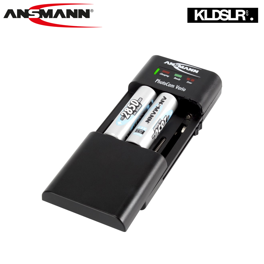 Ansmann Battery charger Powerline Vario