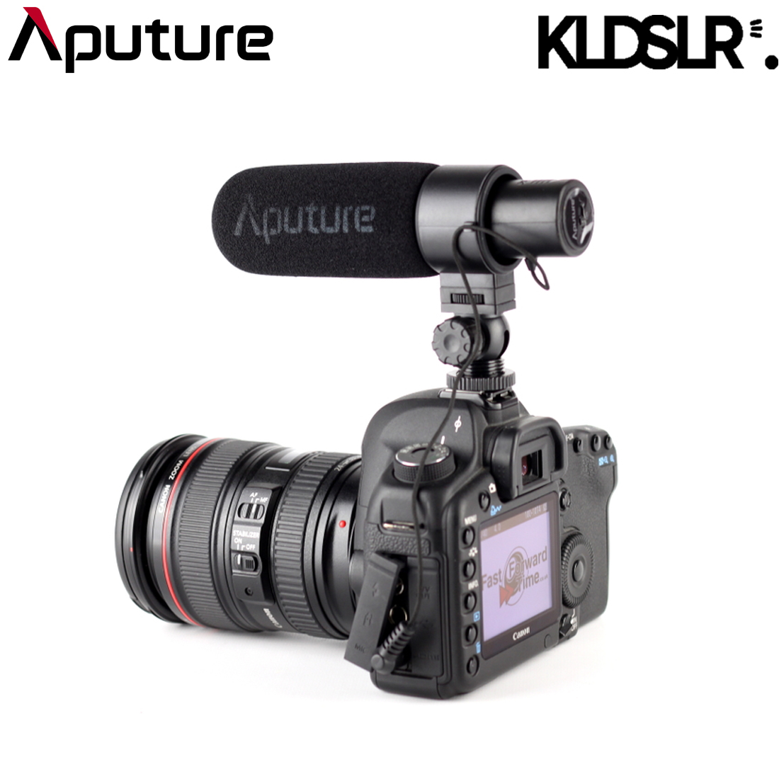 (APRIL) Aputure V-Mic D1