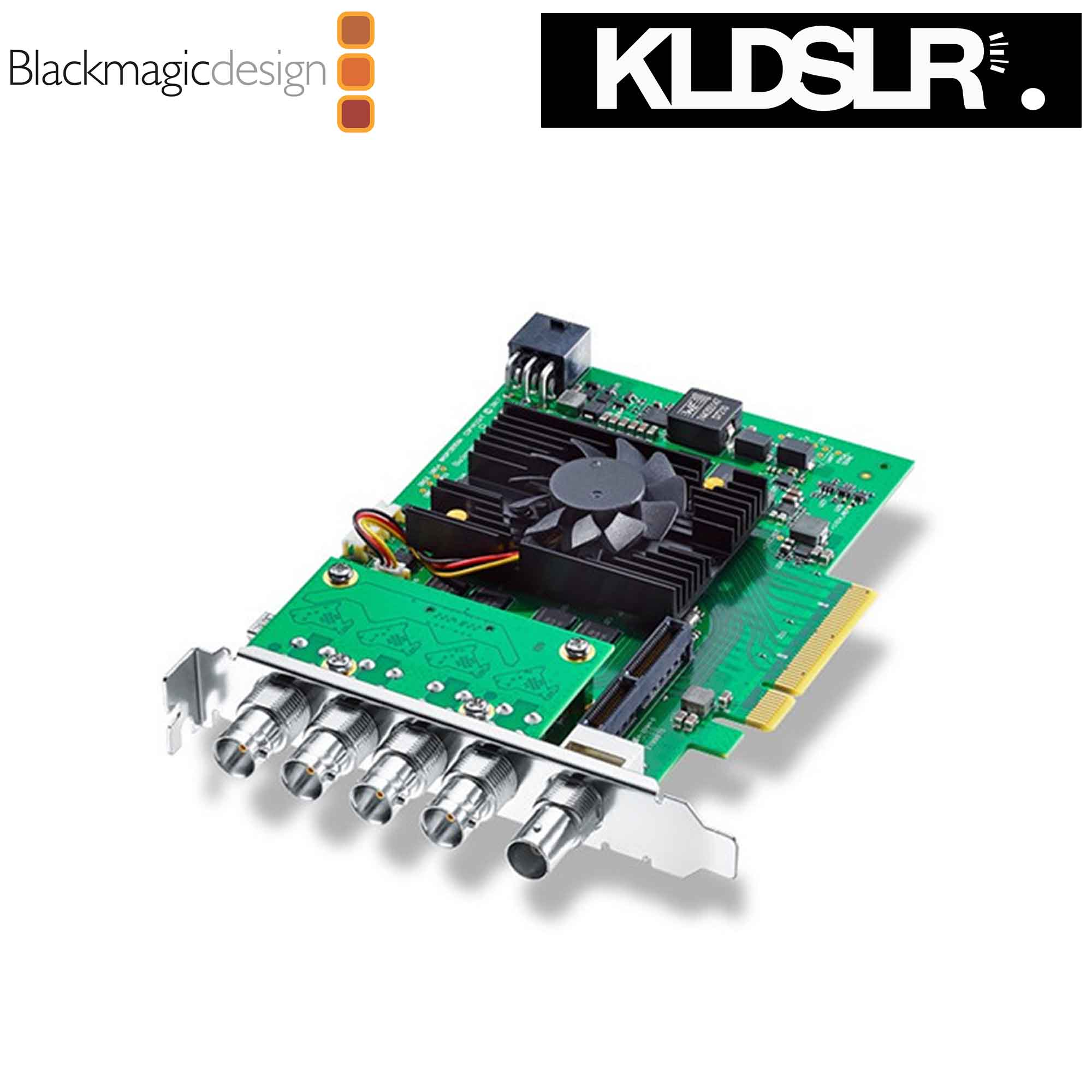 Blackmagic Design Decklink 8K Pro Cinema Capture Card (Blackmagic Malaysia)