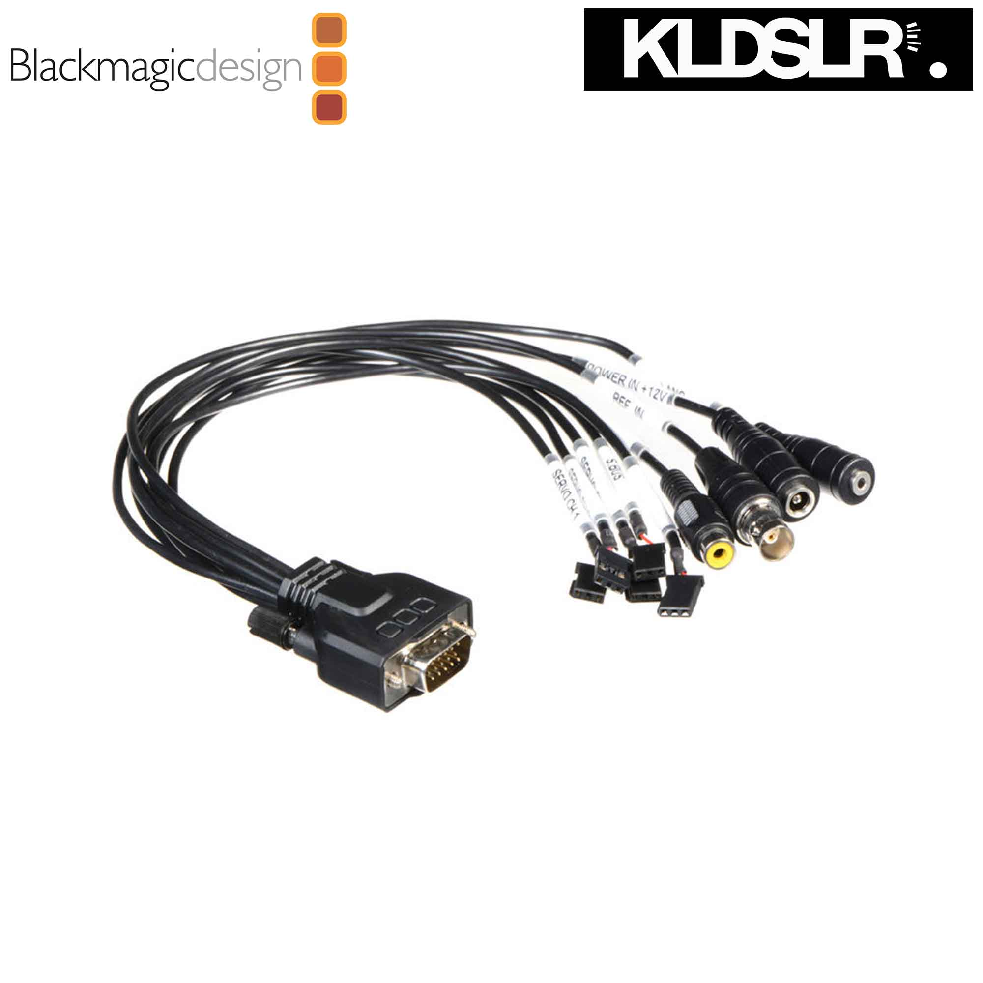Blackmagic Design Expansion Cable for Micro Cinema Camera (Blackmagic Malaysia)